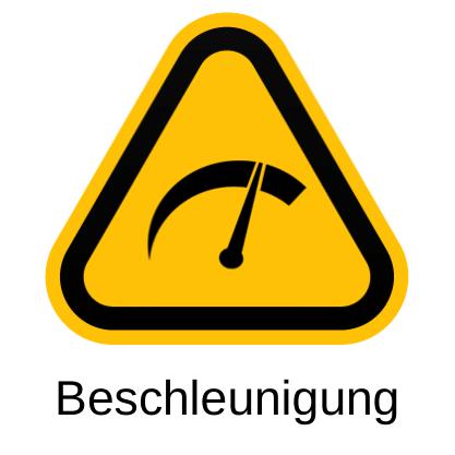 beschleunigung icon