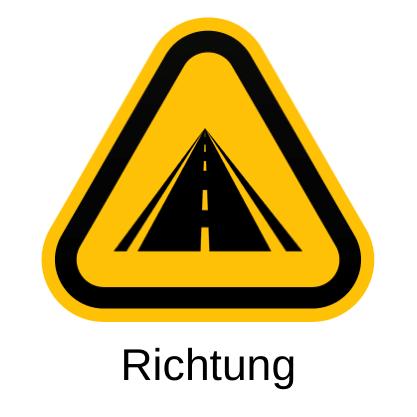 richtung icon