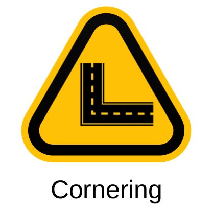 cornering icon
