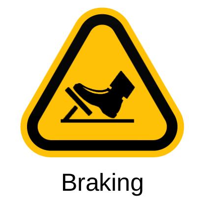 braking icon