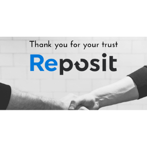 tigerlab's latest version goes live with our partner Reposit, UK