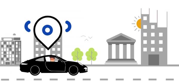 usage based car graphic