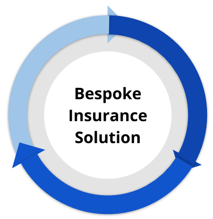 bespoke insurance solution diagram