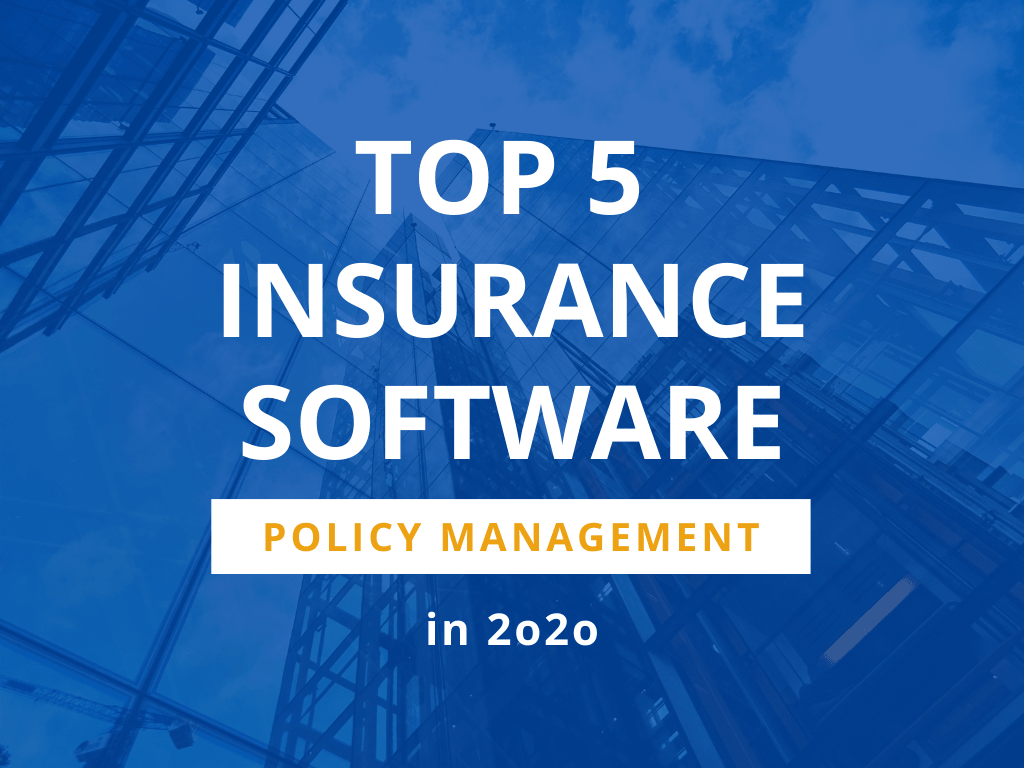 top 5 insurance software image